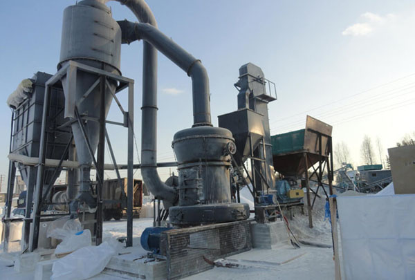 Bentonite Milling Machinery Supplier