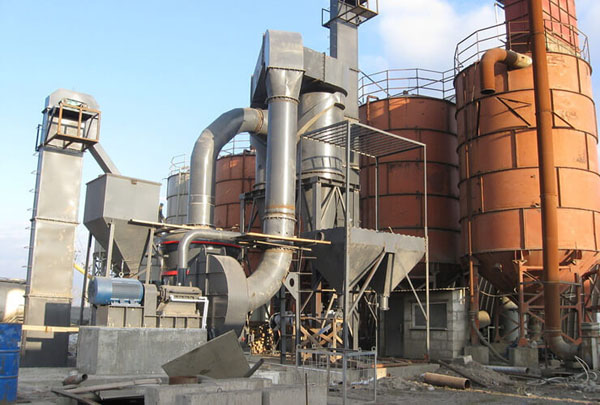 Calcite Powder Grinding Plant Supplier