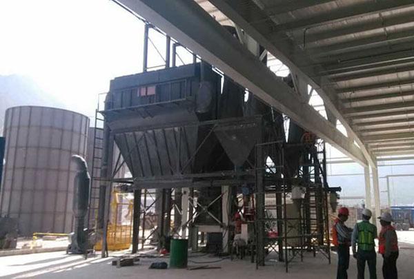Limestone Grinding Process Line