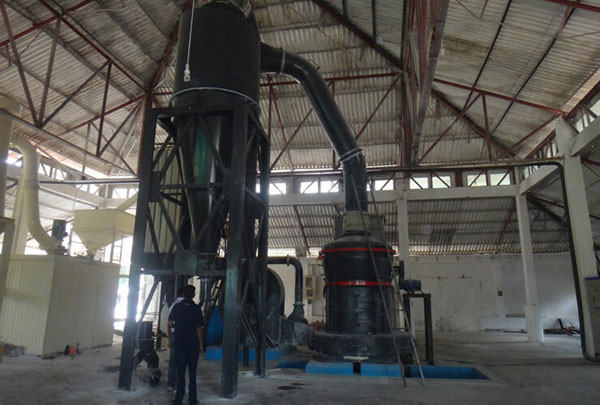 Silica Sand Grinding Plants in India