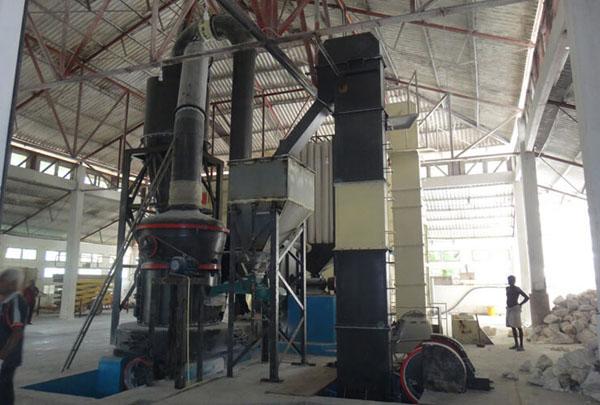 Silica Sand Hammer Mill Machine
