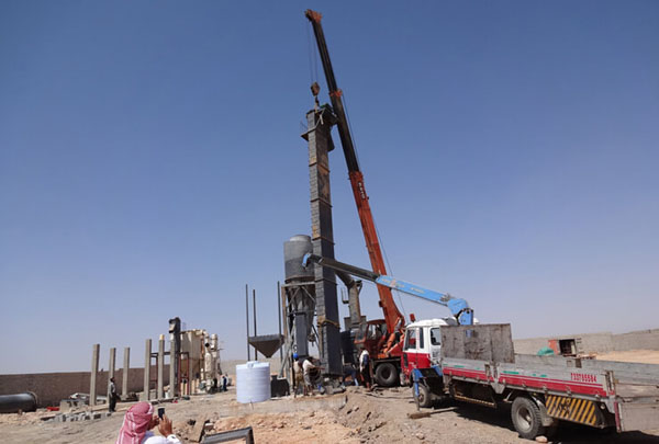 Silica Sand Mining Machine