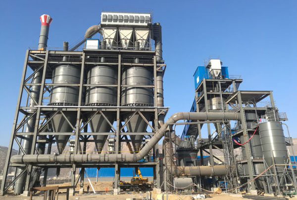 Vertical Roller Mill Operation