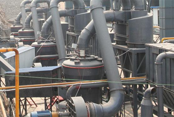 Raymond Mill Application In Limestone Production Line