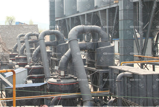 Raymond Mill Manufacturers In India