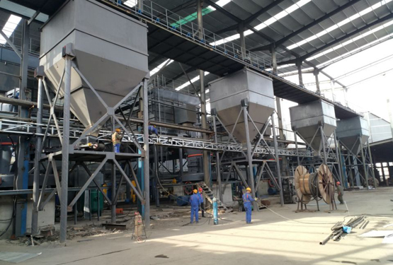Vertical Roller Mill In Cement Production Process