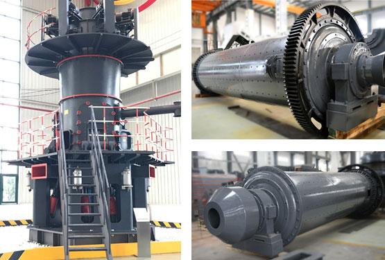 Vertical Roller Mill VS Ball Mill