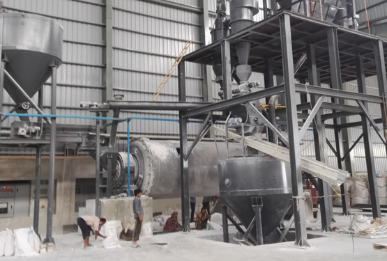 Ball mill Installation Steps