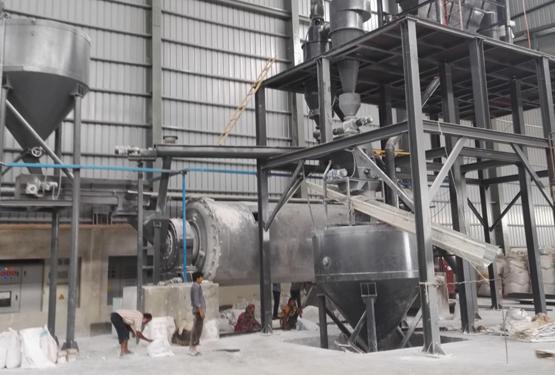 Ball mill Installation Steps