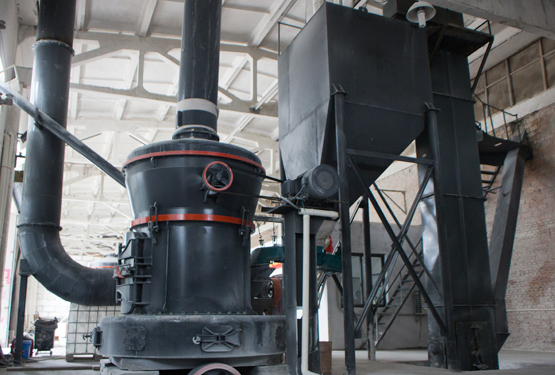 Desulfurizer Preparation Equipment – European Trapezium Mill
