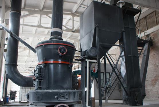 Desulfurizer Preparation Equipment – European Trapezium Mill