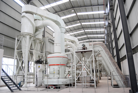 Calcium Carbonate Grinding Process