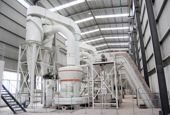 Calcium Carbonate Grinding Process