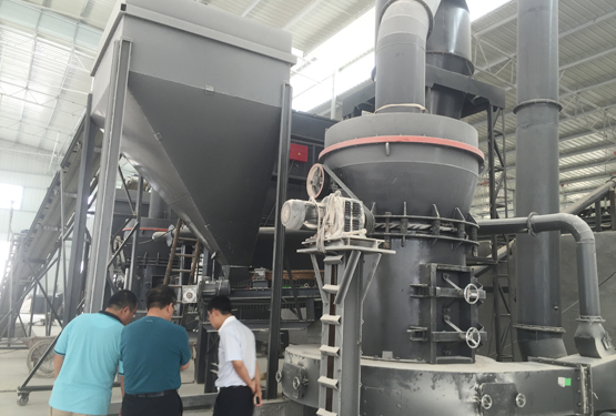 Five Things To Consider When Maintain The Raymond Mill