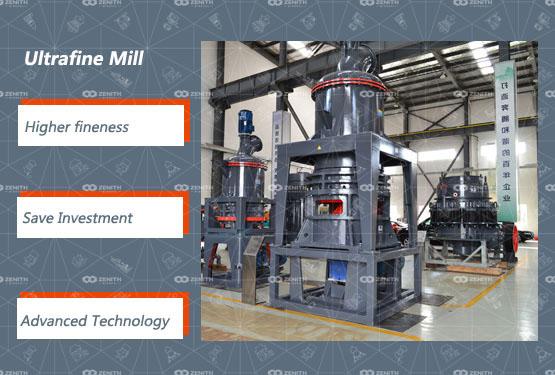 Ultrafine Mill Development Trend In Future