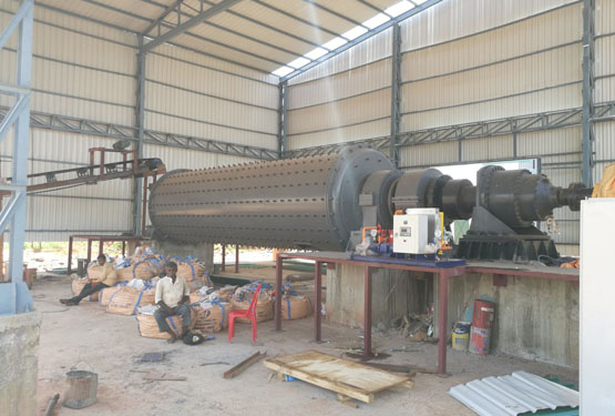 5TPH Cement Ball Mill For Sale