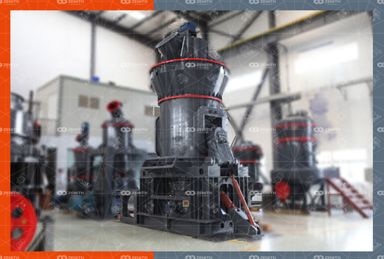 Ultrafine Vertical Mill Selection And Total Investment