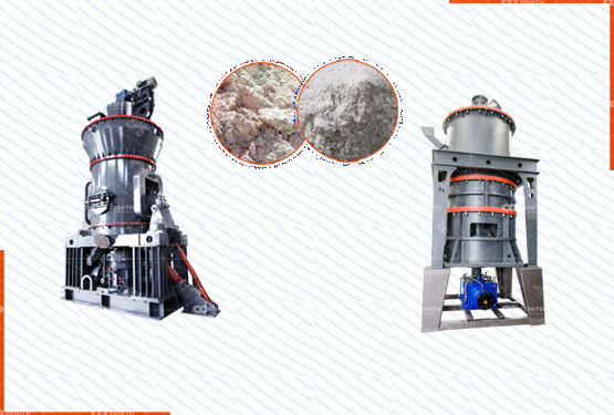 How to Choose Grinding Mill to Process Kaolin